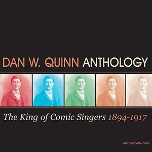 Anthology: King Of Comic Singers 1894-1917 /  Var