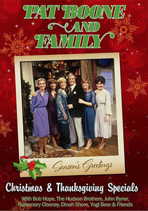 Pat Boone and Family: Christmas & Thanksgiving Specials