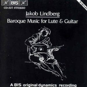 Baroque Lute Music