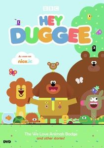 Hey Duggee: The We Love Animals Badge And Other Stories