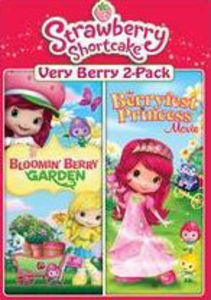 Strawberry Shortcake Very Berry 2-Pack: Bright Lights Big Dreams /  The Berryfest Princess Movie