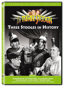 The Three Stooges: Three Stooges in History