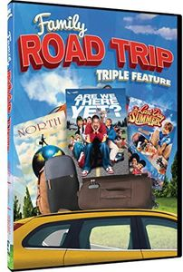 Family Road Trip - Triple Feature DVD
