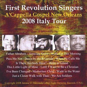 2008 Italy Tour