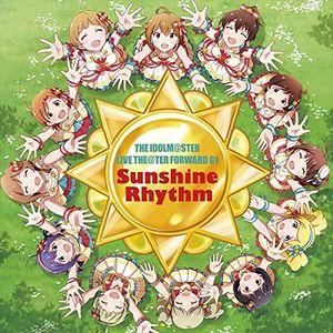 Idolm@Ster Live The@Ter Forward 01 Sunshine Rhythm (OriginalSoundtrack) [Import]