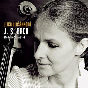 Cello Suites Nos. 1-3