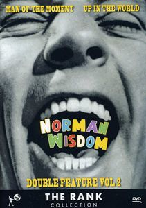 Norman Wisdom Double Feature Volume 2: Man of the Moment /  Up in the World