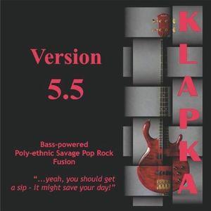 Klapka-Version 5.5
