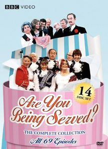 Are You Being Served?: The Complete Collection