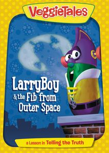 Veggie Tales: Larry Boy & the Fib from Outerspace