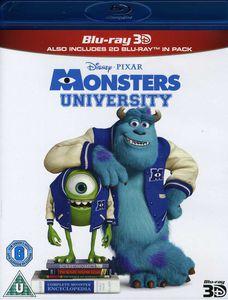 Monsters University (3D+2D)