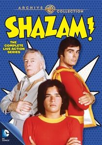 Shazam: The Complete Live Action Series