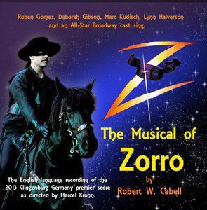Z: The Musical of Zorro (Orginal Score) /  Various