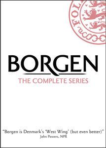 Borgen: The Complete Series