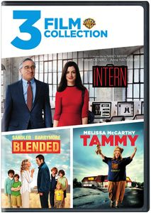 3 Film Collection: The Intern /  Tammy /  Blended