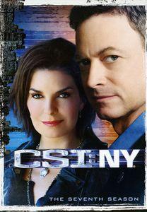CSI NY: The Seventh Season