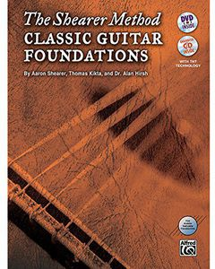The Shearer Method Classic Guitar Foundations