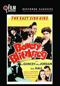 Bowery Blitzkrieg (The East Side Kids)