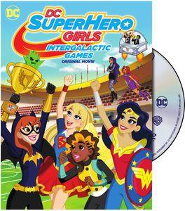 DC SuperHero Girls: Intergalactic Games