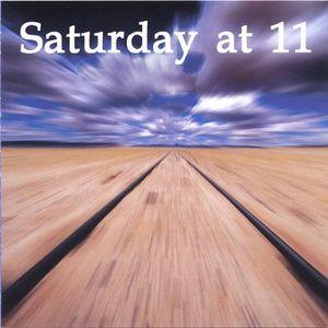 Saturday at 11