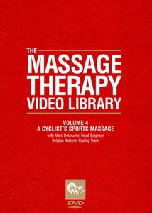 Massage Therapy Video Library - A Cyclist's Sports Massage: Volume 4