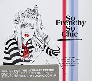 So Frenchy So Chic 2018 /  Various [Import]