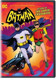 Batman: Return of the Caped Crusaders (DC)