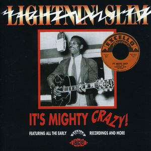 It's Mighty Crazy [Import]