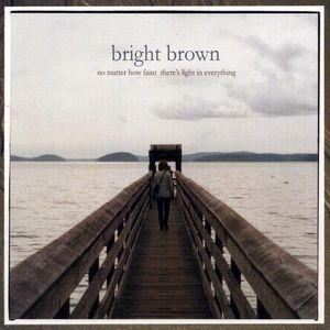 Bright Brown : No Matter Faint How There's Light in Everything