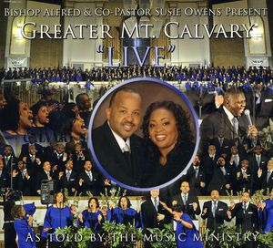 Greater Mount Calvary Live