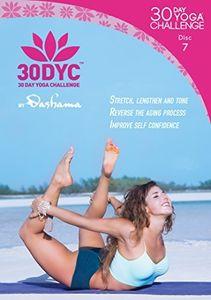 30dyc: 30 Day Yoga Challenge With Dashama Disc 7