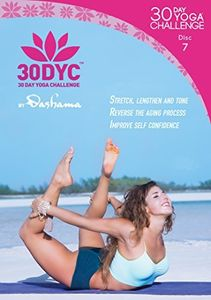 30dyc: 30 Day Yoga Challenge With Dashama Disc 7