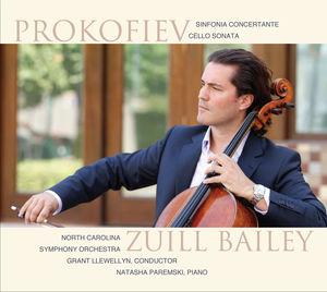 Sinfonia Concertante In E Minor Op.125 & Cello