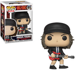 AC/ DC - Angus  (Styles May Vary)