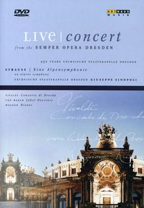 Concert From the Semper Opera Dresden