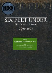 Six Feet Under: The Complete Series 2001-2005
