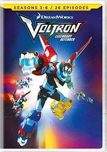 Voltron: Legendary Defender - Seasons 3-6