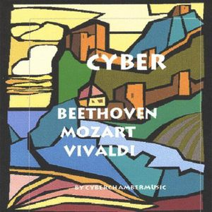 Cyber Beethoven Mozart & Vivaldi