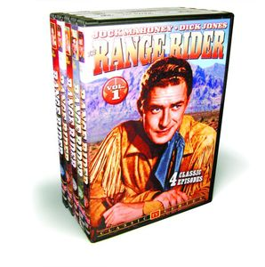 The Range Rider: Volumes 1-5