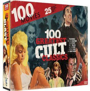 100 Greatest Cult Classics DVD