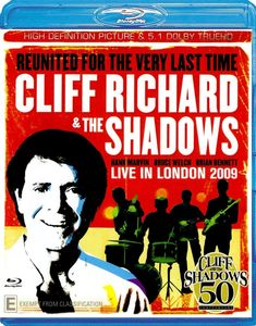 Cliff Richard and the Shadows: Live in London 2009 [Import]
