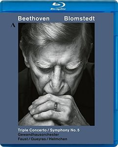 Beethoven: Triple Concerto & Symphony 5