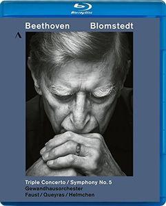 Beethoven: Triple Concerto & Symphony 5