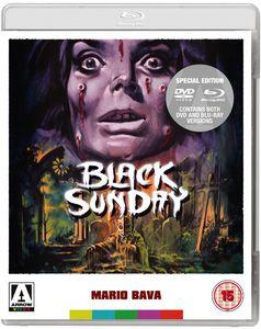 Black Sunday (1960) (Dual Format) (Region B)