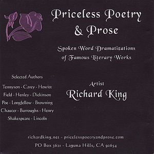 Priceless Poetry & Prose 1