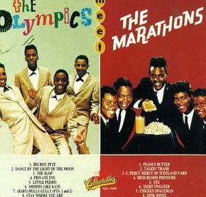 Marathons Meet the Olympics