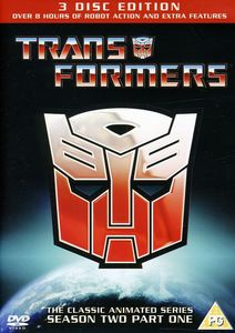 Transformers Season 2.1 [Import]