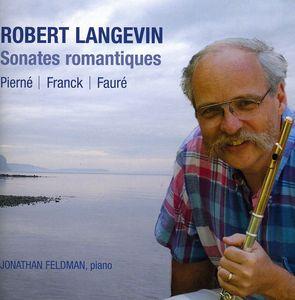 Flute Sonatas By Pierne Franck & Faure