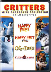 4 Film Favorites: Critters With Character Collection