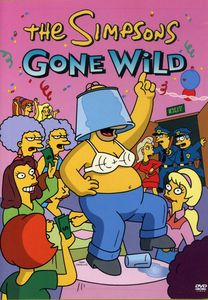 Simpsons Gone Wild